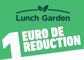 Imprimez votre bon de réduction et bénéficiez de 1€ de réduction au Lunch  (dès 20€ d achat) 664f0a3c6e9