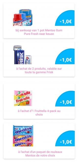 Bon De Reduction Belgique Tous Vos Bons De Reduction A Imprimer